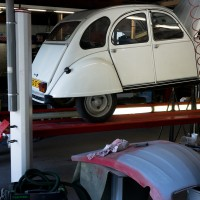 Citroën Garage 2CV4U